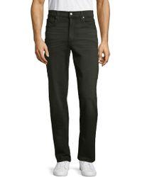 Joe's Jeans - Aged Colours The Brixton Straight-leg Jeans - Lyst