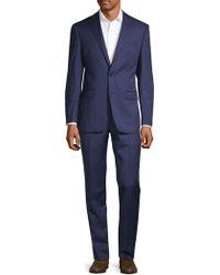 Calvin Klein - Classic Slim-fit Wool Suit - Lyst