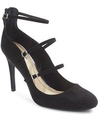 Circus by Sam Edelman - Chrissy Round Toe Court Shoes - Lyst
