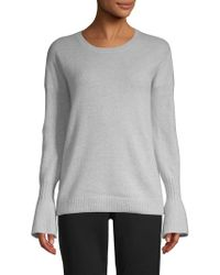 Saks Fifth Avenue - Bell-sleeve Cashmere Sweater - Lyst