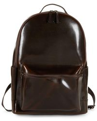 Robert Graham - Classic Leather Backpack - Lyst