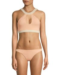 Tularosa - Etro Bikini Top - Lyst