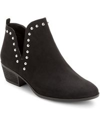 aaade56ff6e42 Circus by Sam Edelman - Prentice Studded Booties - Lyst