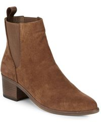 Dolce Vita - Colbey Suede Boots - Lyst