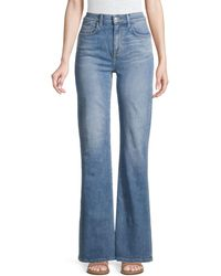 Current/Elliott The Scooped Jarvis Jeans - Blue