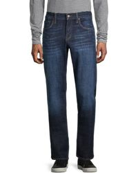 7 For All Mankind Austyn Faded Jeans - Blue