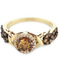 Saks Fifth Avenue Sterling Silver & Quartz Ring - Multicolor
