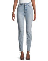 Current/Elliott Women's High-rise Original Fit Jeans - Blue - Size 23 (00)