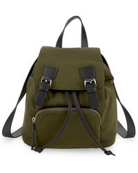 French Connection - Small Patrice Utility Backpack - Lyst
