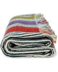 Missoni Waldemar Cotton Beach Towel - Multicolour
