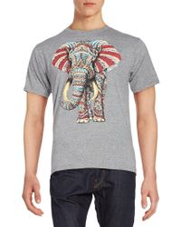 Riot Society - Elephant Graphic Tee - Lyst