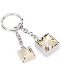 Proenza Schouler | Ps11 Pyramid Keychain Ring | Lyst