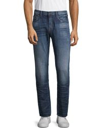 PRPS - Faded Slim-fit Jeans - Lyst