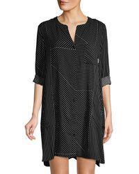 DKNY Classic Short Sleepwear - Black