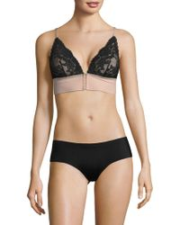 Stella McCartney - Bella Lace Bra - Lyst