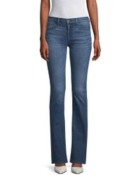 Hudson Jeans - Mid-rise Bootcut Jeans - Lyst