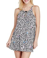Kate Spade - Letters Chemise - Lyst