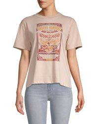 Mimi Chica - Anders Osborne Cotton Tee - Lyst