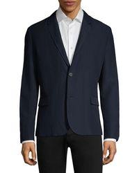 HUGO Arzal Blazer Jacket - Blue