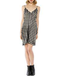 W118 by Walter Baker - Effie Dot Sleeveless Dress - Lyst
