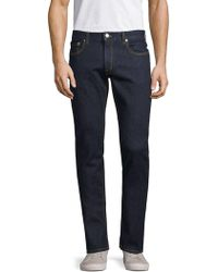 Roberto Cavalli Slim-fit Jeans - Blue