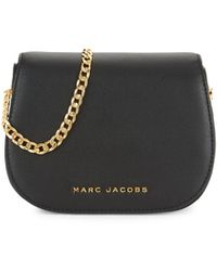 Marc Jacobs Avenue Leather Crossbody Bag - Multicolor