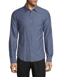John Varvatos - Mayfield Slim-fit Shirt - Lyst