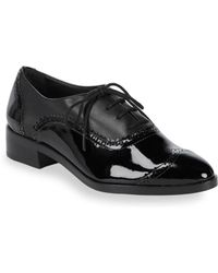 Saks Fifth Avenue - Brody Leather Lace-up Brogues - Lyst