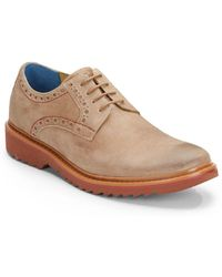 Robert Graham - Bethune Leather Derby Shoes - Lyst