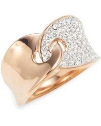 Swarovski Crystal Guardian Ring - Multicolour