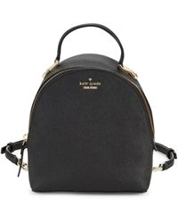 Kate Spade Cameron Street Binx Crossbody Backpack - Black