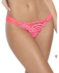 Pilyq - Lace Bikini Bottom - Lyst