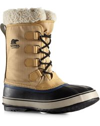 Sorel 1964 Pac Snow Faux Fur-trimmed Winter Boots - Multicolour