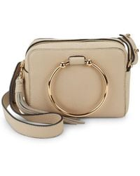 MILLY - Astor Leather Camera Bag - Lyst