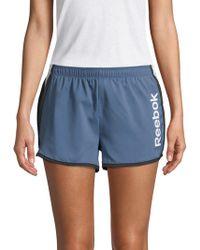 Reebok - Heritage Running Shorts - Lyst