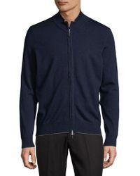 Thomas Dean - Full-zip Jacket - Lyst