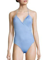 Lazul - Caelia Greta One-piece Swimsuit - Lyst