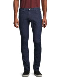 Michael Kors Men's Low-rise Skinny Fit Jeans - Owen - Size 31 - Blue