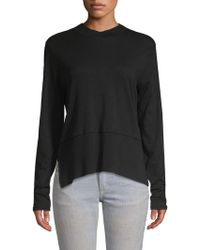 Nanette Lepore - Layered High-low Pullover - Lyst
