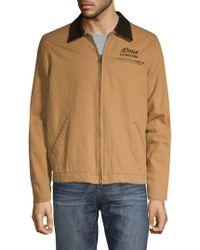 aeffa0eb5 Address Workwear Jacket - Brown