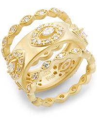 Freida Rothman - Marquis Ring Set - Lyst