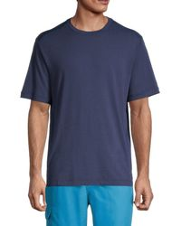 Tommy Bahama Men's Island Cruiser T-shirt - Charcoal - Size S - Multicolor