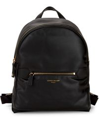 c6a42168a432 Lyst - Longchamp Blue   Navy 2.0 Backpack in Blue