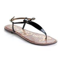 Sam Edelman 'Gigi' Sandal - Natural