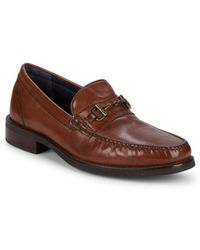 Cole Haan - Classic Leather Loafers - Lyst