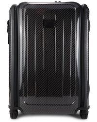 Tumi Short Trip Expandable Hard Shell Luggage - Black