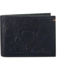 Robert Graham Apex Leather Bi-fold Wallet - Black