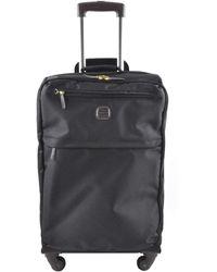 Bric's Siena 25-inch Spinner Suitcase - Black