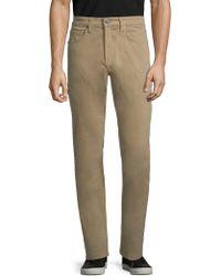 J Brand - Kane Straight Fit Pants - Lyst