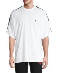 Marcelo Burlon County Tape T-shirt - White
